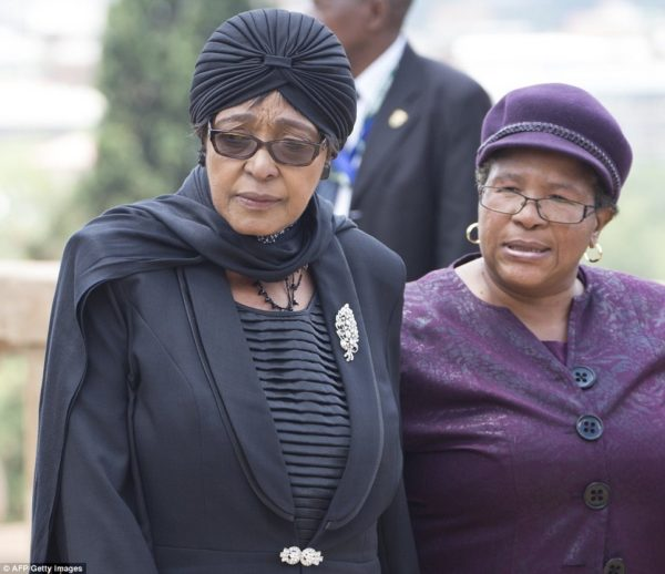 Nelson Mandela's Lying in State - December 2013 - BellaNaija021