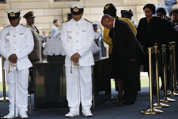 Nelson Mandela's Lying in State - December 2013 - BellaNaija024