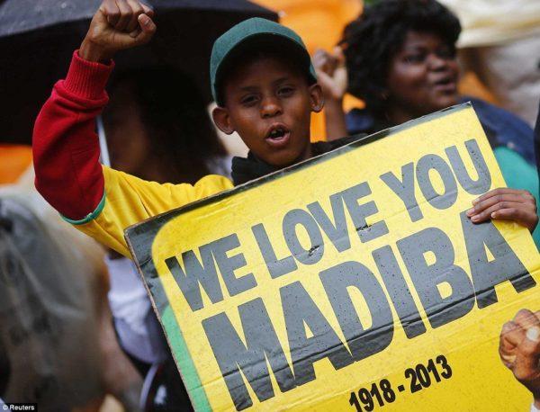 Nelson Mandela's Memorial Service in South Africa - December 2013 - BellaNaija - 027