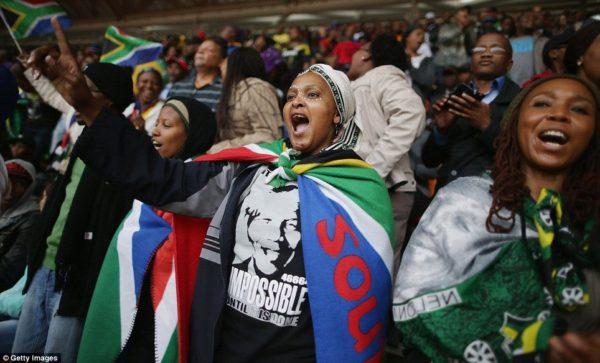 Nelson Mandela's Memorial Service in South Africa - December 2013 - BellaNaija - 029
