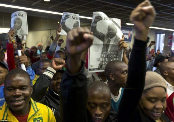 Nelson Mandela's Memorial Service in South Africa - December 2013 - BellaNaija - 043