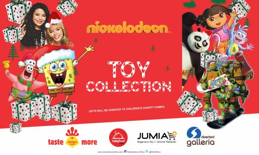 Nickelodeon Toy Collection - BellaNaija - December2013