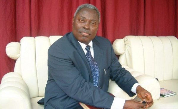 Pastor Kumuyi - December 2013 - BellaNaija