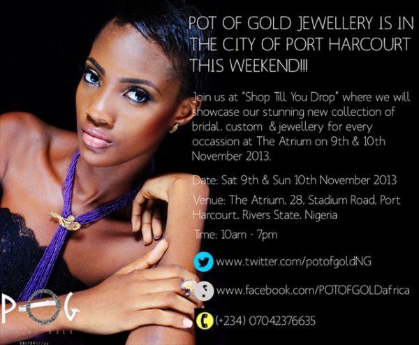Pot of Gold Jewelry - November 2013 - BellaNaija