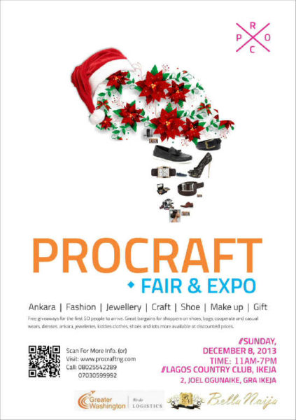ProCraft Fair & Expo - December 2013 - BellaNaija