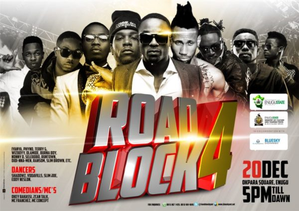 Road Block 4 - December 2013 - BellaNaija