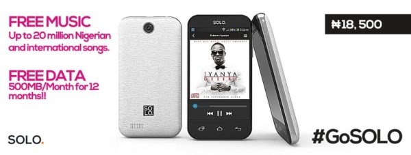 SOLO Phone Launch and Advertorial Campaign  - BellaNaija - December2013014