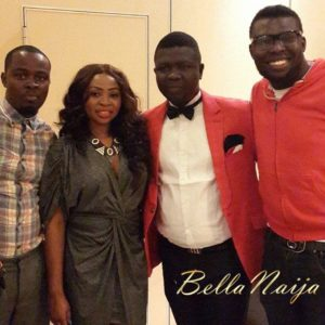 Seyi Law Ebere Cham Surprise Birthday - December 2013 - BellaNaija (1)