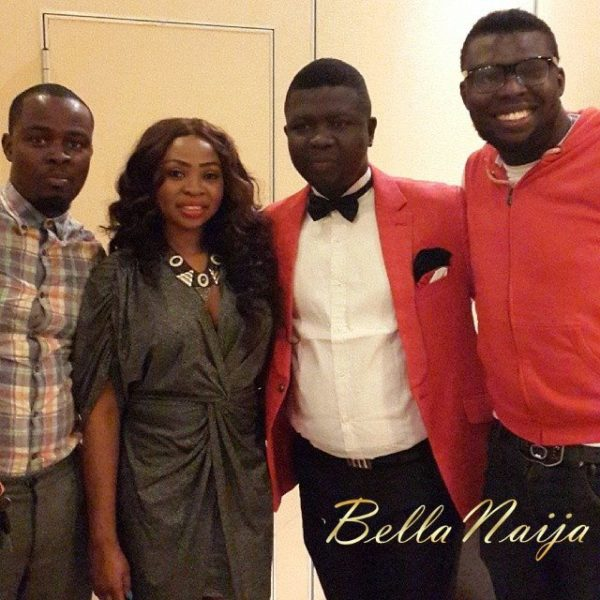 Seyi Law Ebere Cham Surprise Birthday - December 2013 - BellaNaija (1)
