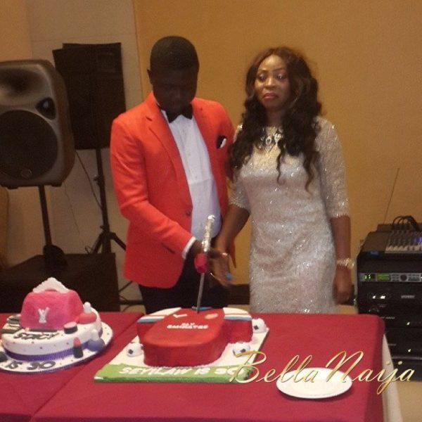 Seyi Law Ebere Cham Surprise Birthday - December 2013 - BellaNaija (3)
