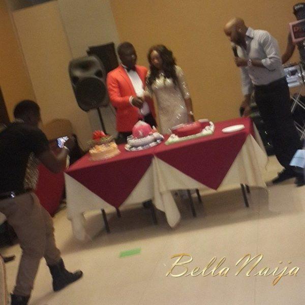 Seyi Law Ebere Cham Surprise Birthday - December 2013 - BellaNaija (5)