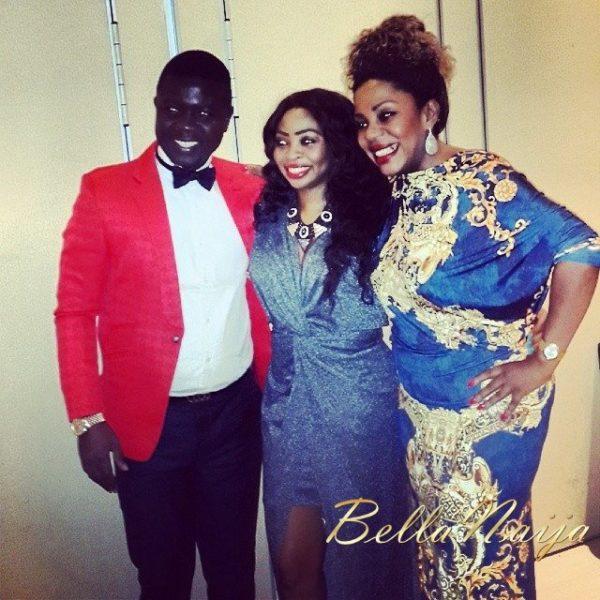 Seyi Law Ebere Cham Surprise Birthday - December 2013 - BellaNaija (6)