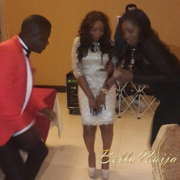 Seyi Law Ebere Cham Surprise Birthday - December 2013 - BellaNaija (8)