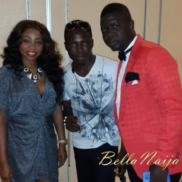Seyi Law Ebere Cham Surprise Birthday - December 2013 - BellaNaija (9)