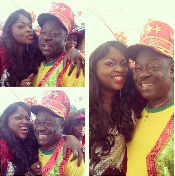 Stars at Calabar Carnival - December 2013 - BellaNaija 01