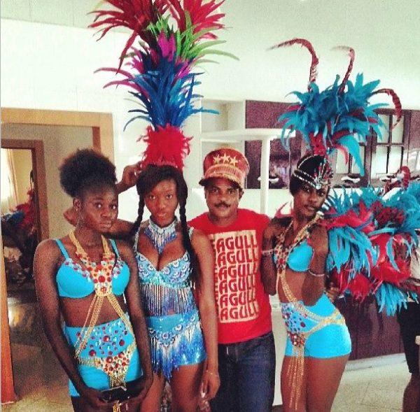 Stars at Calabar Carnival - December 2013 - BellaNaija 07