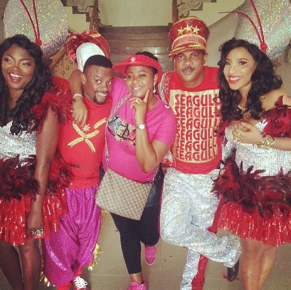 Stars at Calabar Carnival - December 2013 - BellaNaija 09