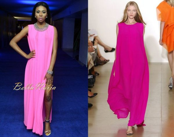 Stephanie Coker in Jil Sander - December 2013 - BellaNaija Style - BellaNaija