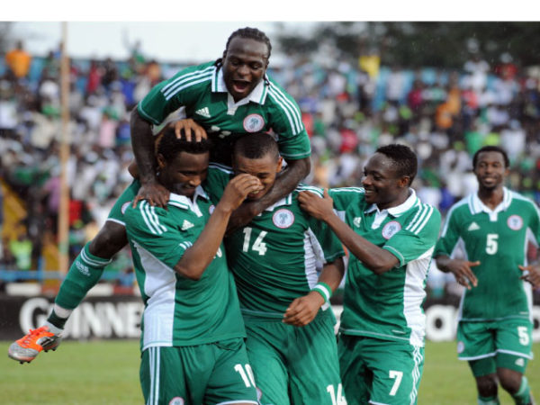 Super Eagles - December 2013 - BellaNaija