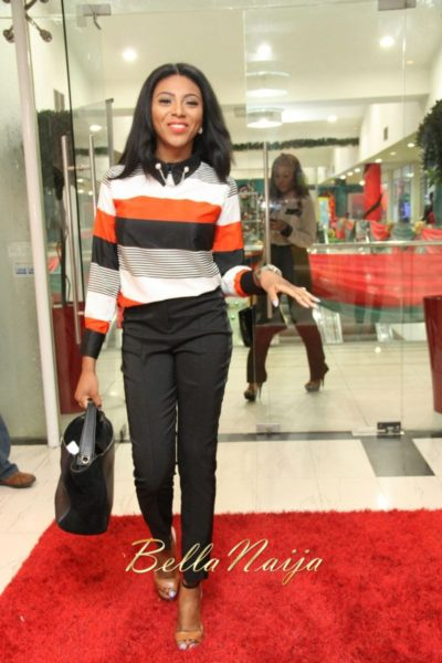 The Banky W & Tiwa Show Launch in Lagos - December 2013 - BellaNaija - 021