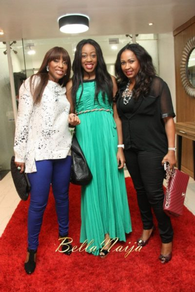 The Banky W & Tiwa Show Launch in Lagos - December 2013 - BellaNaija - 024