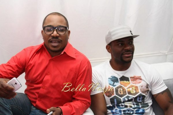 The Banky W & Tiwa Show Launch in Lagos - December 2013 - BellaNaija - 025