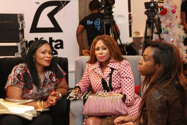 The Banky W & Tiwa Show Launch in Lagos - December 2013 - BellaNaija - 026