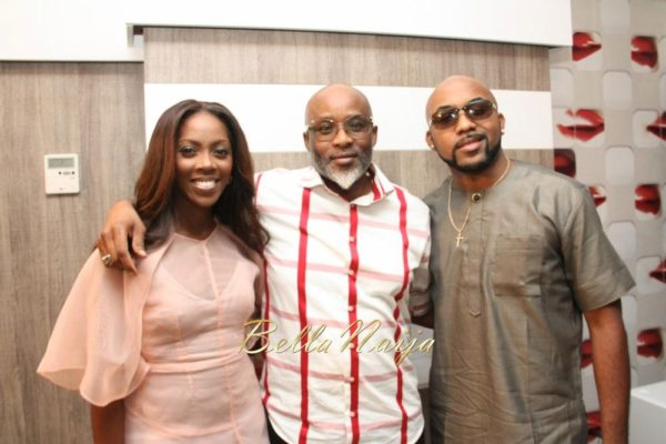The Banky W & Tiwa Show Launch in Lagos - December 2013 - BellaNaija - 031