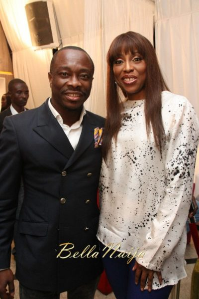 The Banky W & Tiwa Show Launch in Lagos - December 2013 - BellaNaija - 041