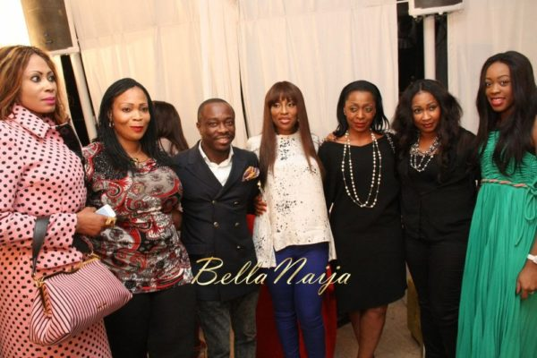 The Banky W & Tiwa Show Launch in Lagos - December 2013 - BellaNaija - 042