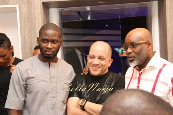 The Banky W & Tiwa Show Launch in Lagos - December 2013 - BellaNaija - 046