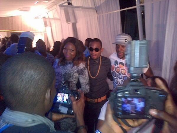 The Banky W & Tiwa Show Launch in Lagos - December 2013 - BellaNaija - 053