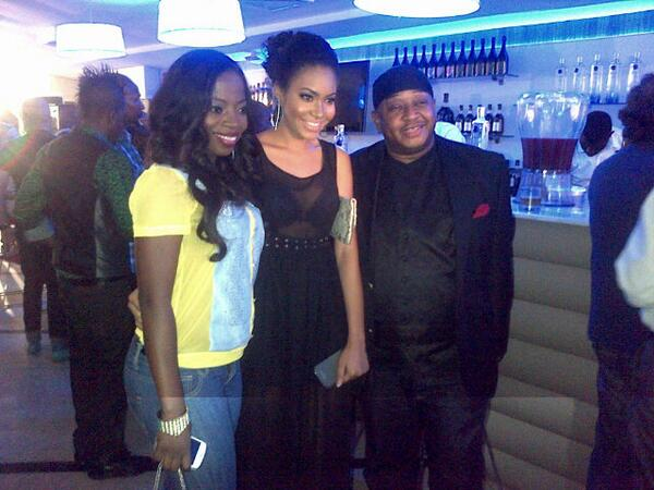 The Banky W & Tiwa Show Launch in Lagos - December 2013 - BellaNaija - 054