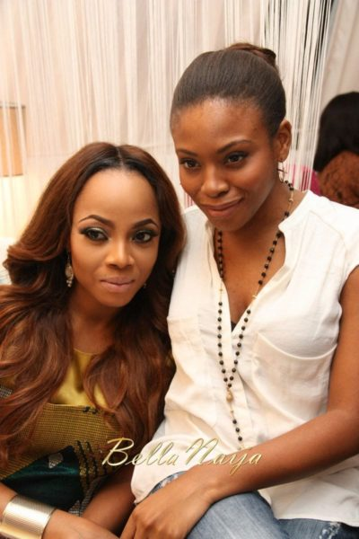 The Banky W & Tiwa Show Launch in Lagos - December 2013 - BellaNaija - 061