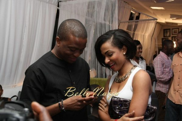The Banky W & Tiwa Show Launch in Lagos - December 2013 - BellaNaija - 064