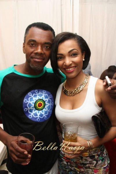 The Banky W & Tiwa Show Launch in Lagos - December 2013 - BellaNaija - 075
