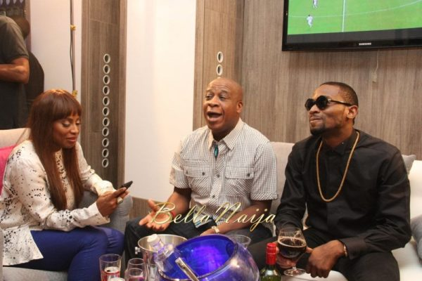 The Banky W & Tiwa Show Launch in Lagos - December 2013 - BellaNaija - 086