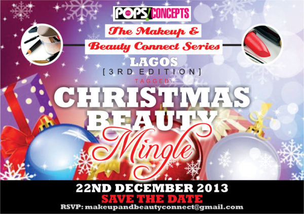 The Christmas Beauty Mingle - December 2013 - BellaNaija