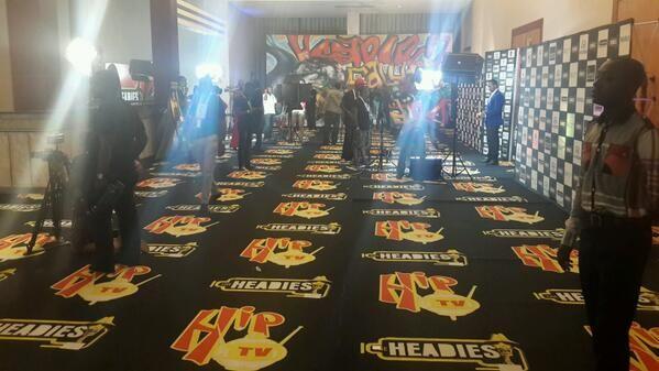 The Black Carpet