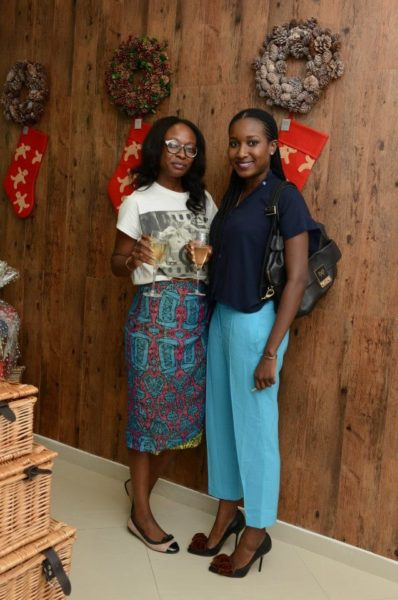 The Opening of the Christmas Cabin at Temple Muse - December 2013 - BellaNaija - 025