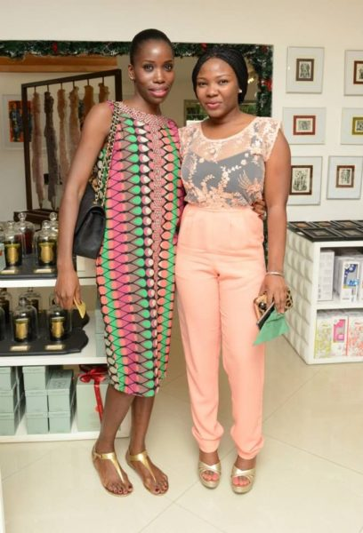 The Opening of the Christmas Cabin at Temple Muse - December 2013 - BellaNaija - 033