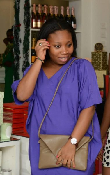 The Opening of the Christmas Cabin at Temple Muse - December 2013 - BellaNaija - 043