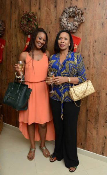 The Opening of the Christmas Cabin at Temple Muse - December 2013 - BellaNaija - 049