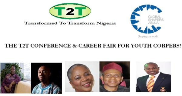 The T2T Conference & Career fair for Youth Corpers - BellaNaija - December 2013