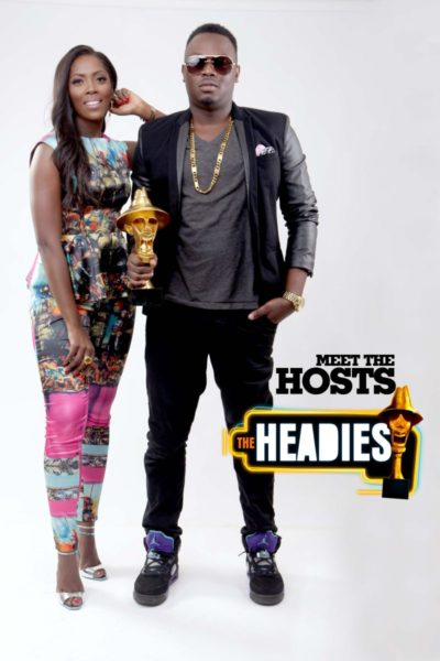 Tiwa Savage & Dr Sid to Host The Headies Awards - December 2013 - BellaNaija - 021