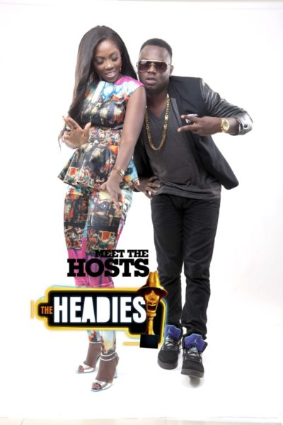 Tiwa Savage & Dr Sid to Host The Headies Awards - December 2013 - BellaNaija - 023
