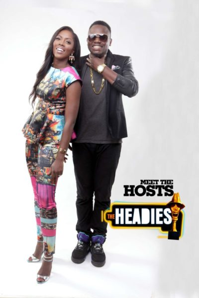 Tiwa Savage & Dr Sid to Host The Headies Awards - December 2013 - BellaNaija - 025