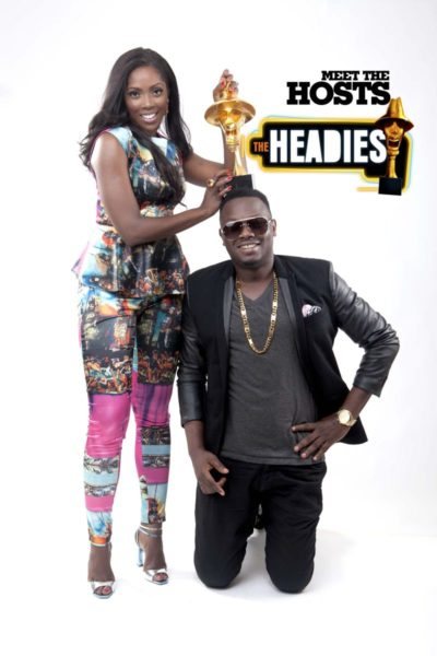 Tiwa Savage & Dr Sid to Host The Headies Awards - December 2013 - BellaNaija - 031