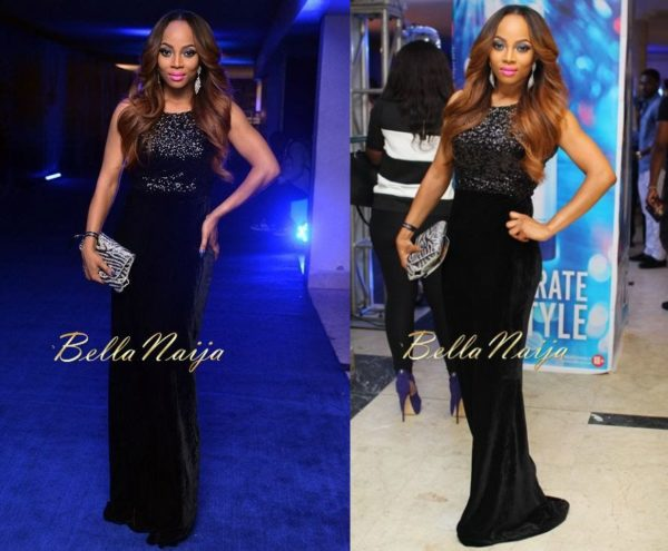 Toke Makinwa in April by Kunbi - December 2013 - BellaNaija Style - BellaNaija