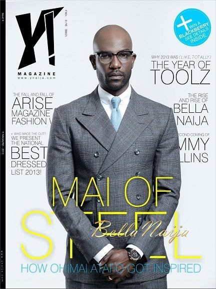 Toolz & Ohimai Atafo cover Y! Magazine's December 2013 Issue - December 2013 - BellaNaija - 023